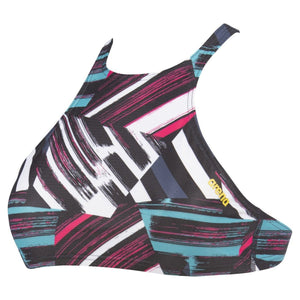 ARENA Rule Breaker - Crop Think Top - Freak Rose Multi-TechSuits.ca