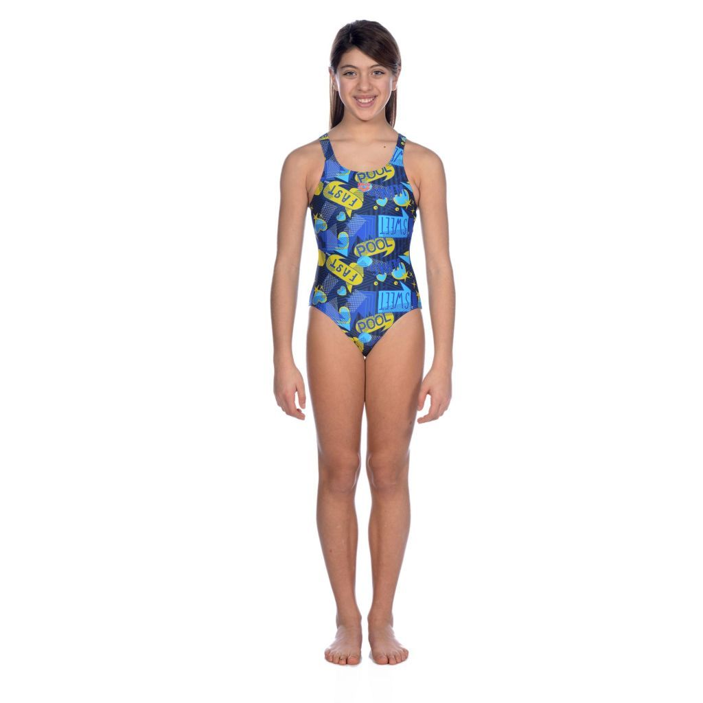 Arena Training Girl's Dancing Swim Pro One-TechSuits.ca