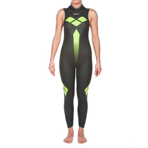 ARENA Triwetsuit Sleeveless Women-TechSuits.ca