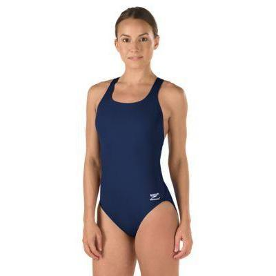 SPEEDO Super Pro Women & Girl's Endurance + (Black or Navy)-TechSuits.ca