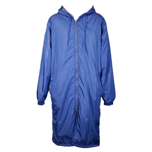 TECHSUITS Team Parka in Youth and Adult Sizes - Blue/Grey-TechSuits.ca