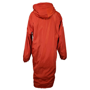 TECHSUITS Team Parka in Youth and Adult Sizes - Red/Navy-TechSuits.ca