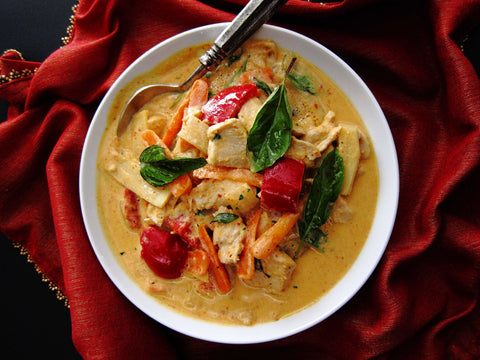 Treehorn Cider Thai Curry