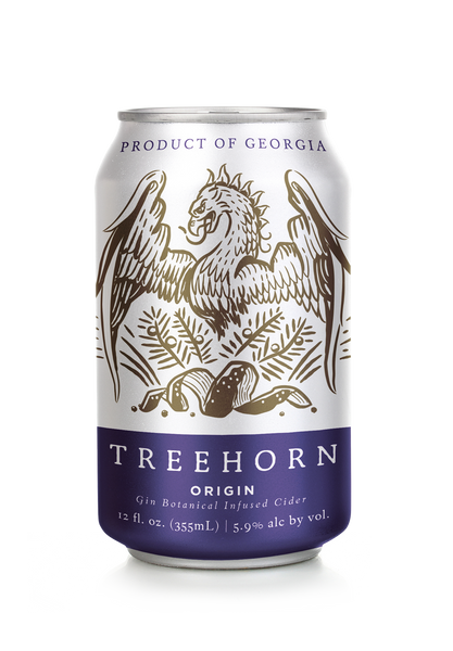 Treehorn Orgin Gin Infused Cider