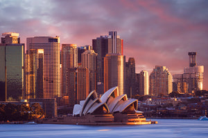 Sydney Harbour - Jessica Lee Photography