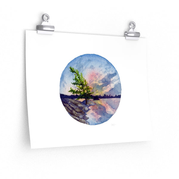 Georgian Bay - Print - caroartco