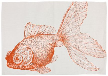 Goldfish Bath Mat 24