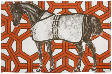 Thoroughbred Geo Bath Mat 24