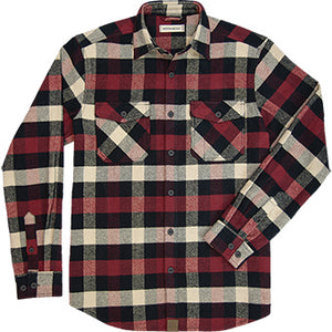 Briggs Heavy Flannel Shirt