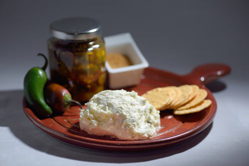 Spicy Artisan Goat Cheese Collection