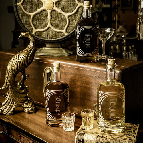 The Constance Collection Original Decanters