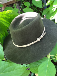 """The Vineyard Grove"" Hat in Meadow Green"