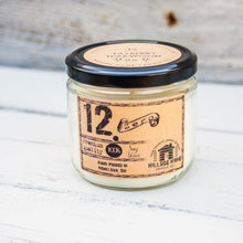 12.ZERO Soy Jar Candle- Plant Life, Teas and Spices Collection