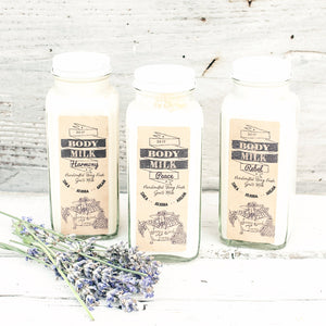 Body Milk - Harmony - 3 Pack