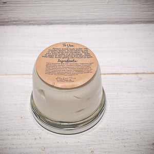 Goat's Milk Body Butter - Oatmeal