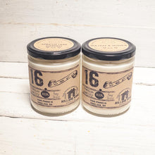 16.ZERO Soy Jar Candle - Plant Life, Teas, and Spices Collection