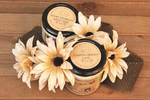 12.ZERO Soy Jar Candle- Fall Collection