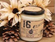 16.ZERO Soy Jar Candle - Fall Collection