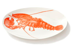 Sealife Oval Lobster Tray