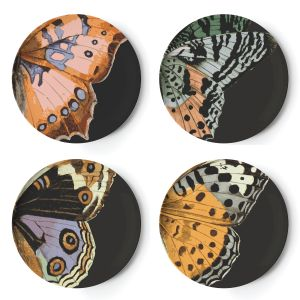 Metamorphosis Dinner Plate S/4