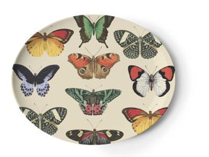 Metamorphosis Oval Platter
