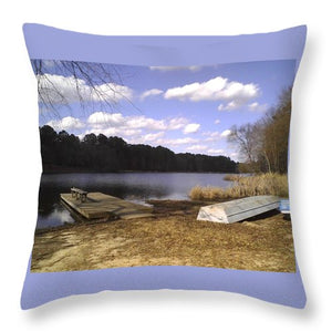 A Perfect Day - Throw Pillow