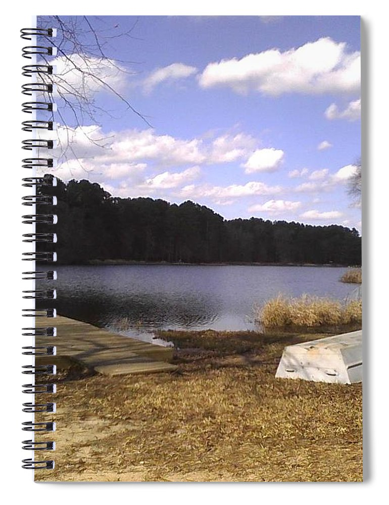 A Perfect Day - Spiral Notebook