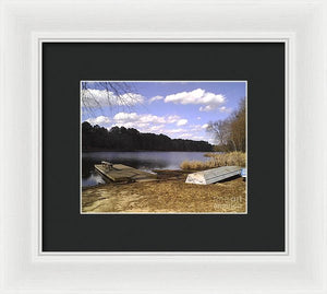A Perfect Day - Framed Print