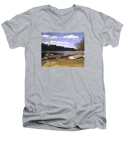 A Perfect Day - Men's V-Neck T-Shirt