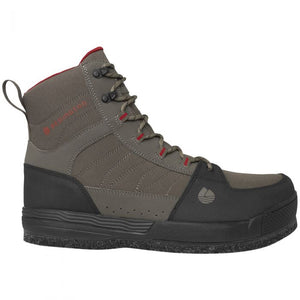 Benchmark Wading Boots, Sticky Rubber Bottom Ridge
