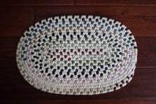 Braided Alpaca Mini-Rug