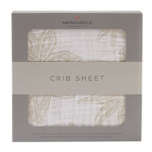 Star Anise Crib Sheet