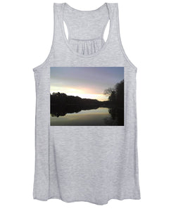 Evening At Lake - Women's Tank Top