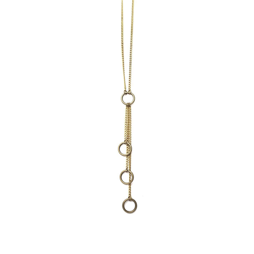 ABBEY NECKLACE GOLD
