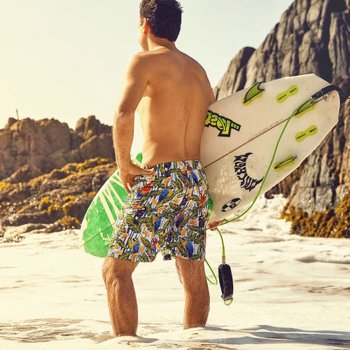Eco-friendly Surf Tropical Style 17