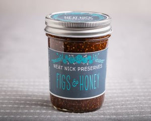 Figs & Honey Conserve