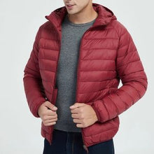 Mens Puffy Coat