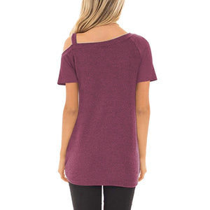 Cotton Short Sleeve Tee