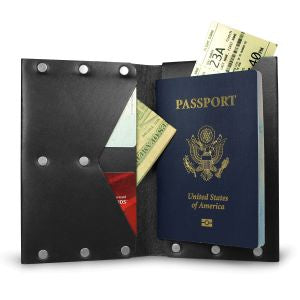 Hammer Riveted Travel Journal Wallet
