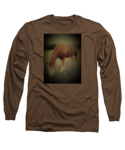 Glory -The Horse- Long Sleeve T-Shirt