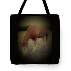 Glory - The Horse-Tote Bag