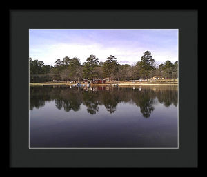Incredible Reflection - Framed Print