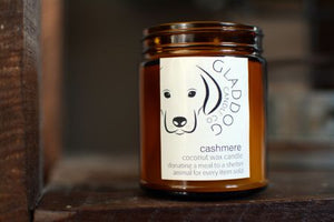 Cashmere Coconut Wax Candle