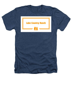 Lake Country Ranch - Heathers T-Shirt