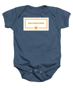 Lake Country Ranch - Baby Onesie