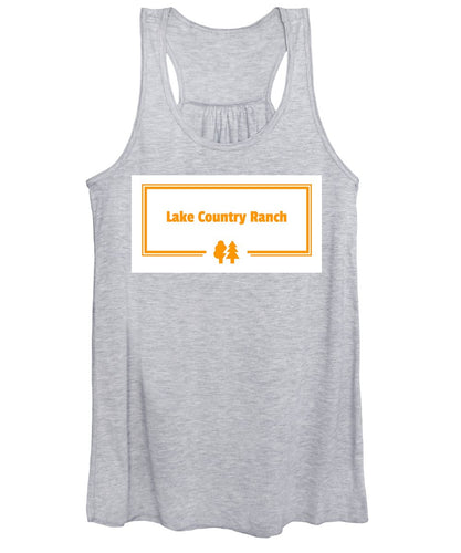 Lake Country Ranch - Women's Tank Top