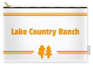 Lake Country Ranch - Carry-All Pouch