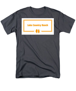 Lake Country Ranch - Men's T-Shirt  (Regular Fit)