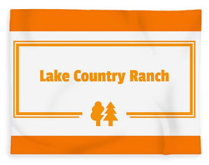 Lake Country Ranch - Blanket
