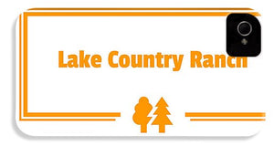 Lake Country Ranch - Phone Case